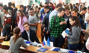 Интерес растёт: студентам ТУСУРа предложили вакансии отработодателей совсей России