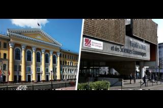 Магистранты совместной программы ТУСУРа и Лиможского университета получили двойные дипломы