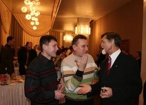В январе состоялся традиционный вечер отдыха членов Ассоциации выпускников ТУСУР