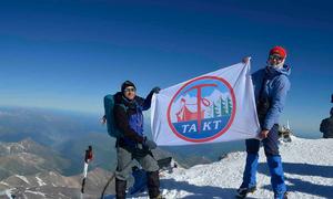Ровесник ТУСУРа икрупнейший туристско-альпинистский клуб «ТАКТ» отмечает юбилей